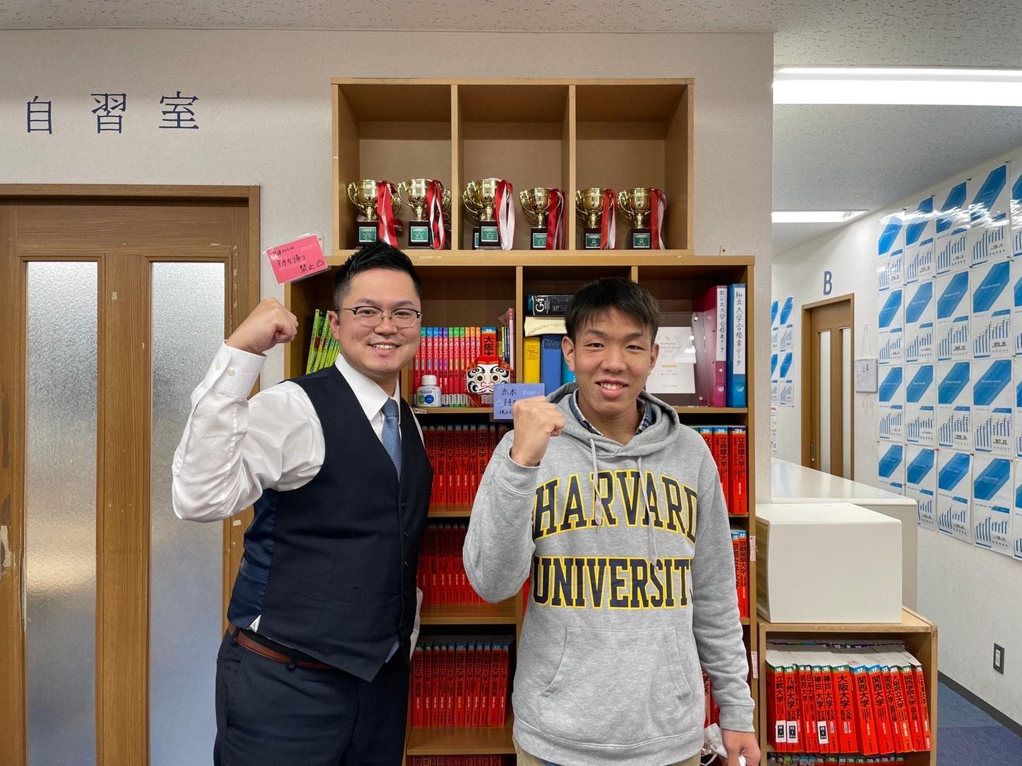 金沢工業大学合格🌸←県立伊丹高校